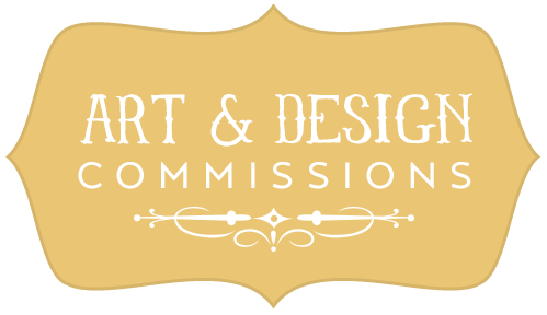 Banner: Art and Design Commissions